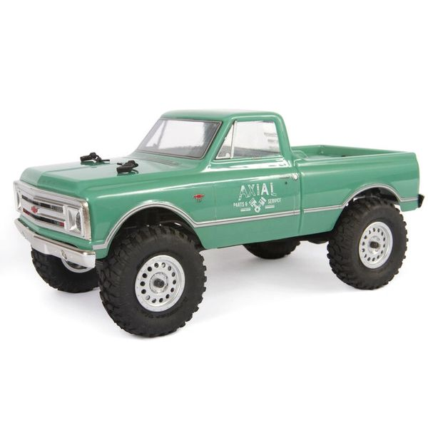 Axial 1/24 SCX24 1967 Chevrolet C10 4WD Truck Brushed RTR (AXI100001)