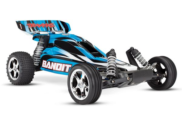 Traxxas Bandit 1/10 XL-5 RTR RC Buggy w/Battery & Fast Charger