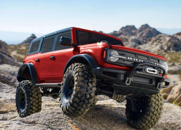Traxxas BRONCO 1/10 Scale & Trail Crawler