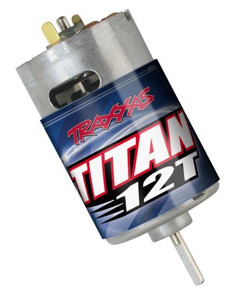 Traxxas TITAN 12T 550 Motor