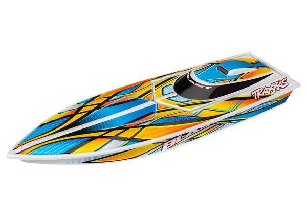 Traxxas BLAST Electric Race Boat #38104-1