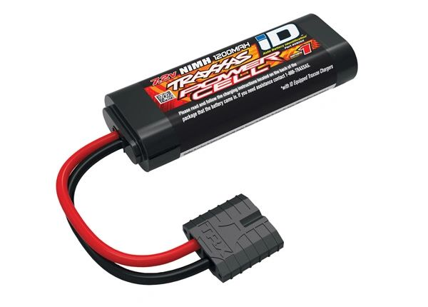 Traxxas Battery Series 1 Power Cell 1200mAh NiMH 6-C flat 7.2V 2/3A #2925X