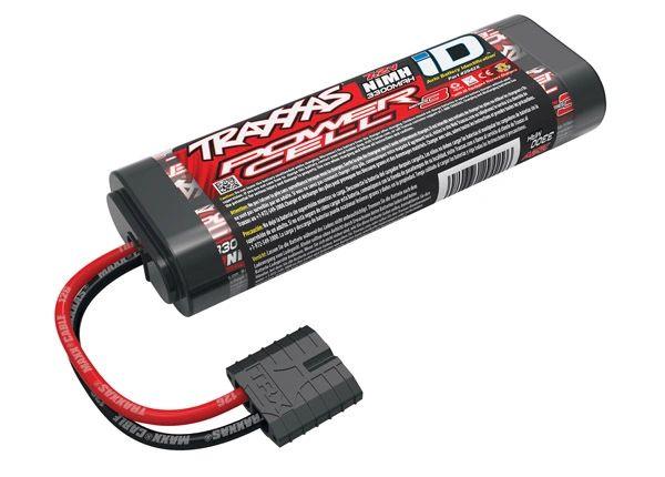 Traxxas Battery Series 3 Power Cell 3300mAh NiMH 6-C flat 7.2V #2942X