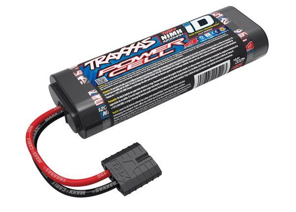 Traxxas Battery Series 4 Power Cell 4200mAh NiMH 6-C flat 7.2V #2952X