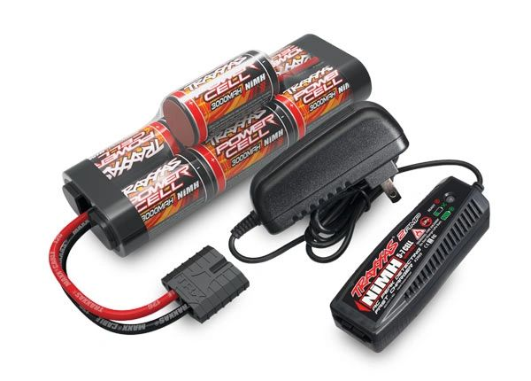 Traxxas Battery/Charger Completer Pack #2984