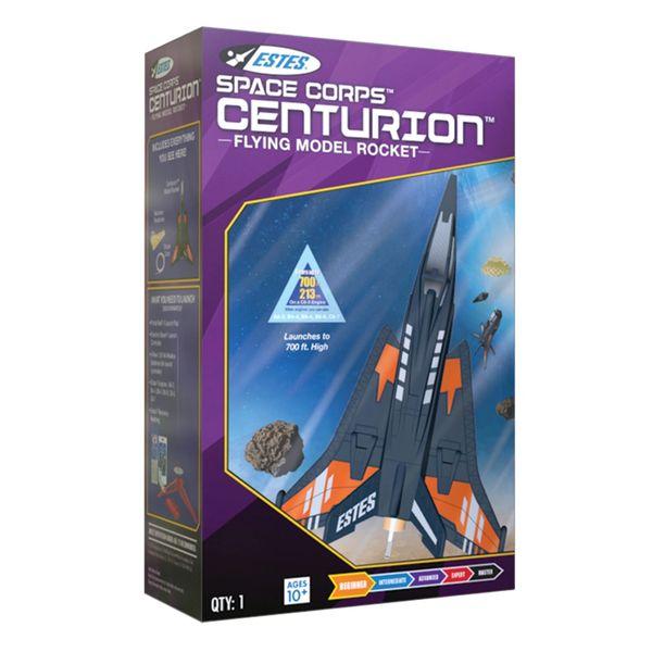Estes Space Corps Centurion Rocket Launch Set #5324