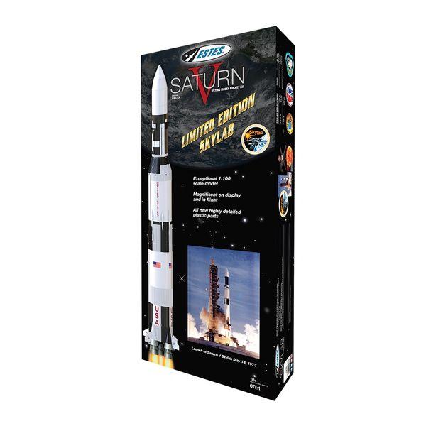 Estes Saturn V Skylab 1/100 Rocket Kit #1973
