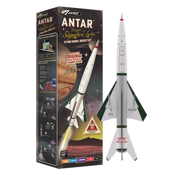 Estes Antar Rocket Kit #7310