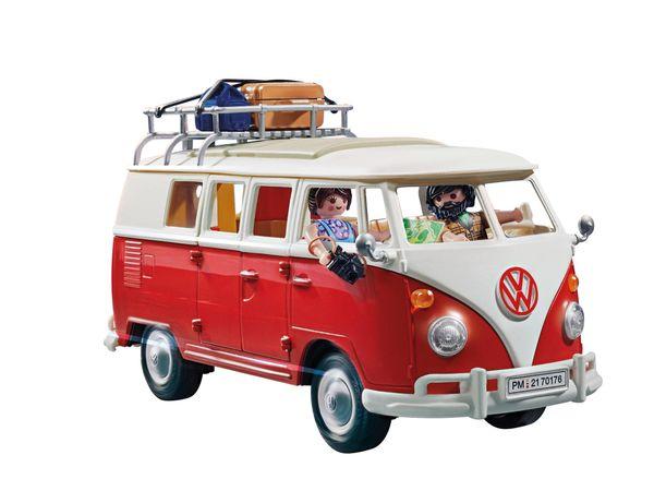 Playmobil VW Camping Bus #70176