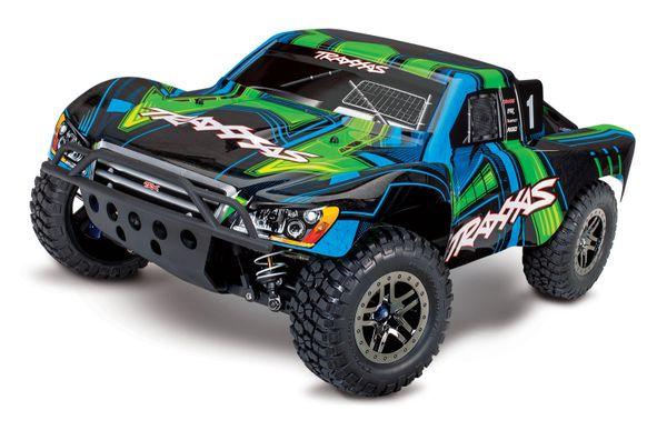 Traxxas SLASH 4X4 ULTIMATE 1/10 Brushless Pro Short Course Race Truck