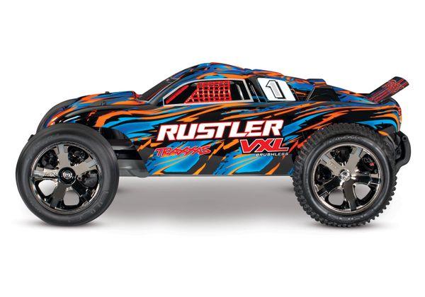 Traxxas Rustler VXL 1/10 2WD Brushless Stadium Truck