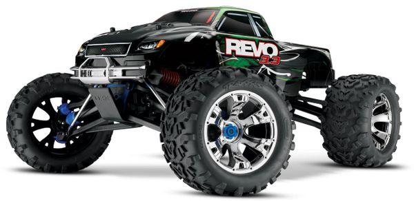 REVO 3.3 NITRO Monster Truck