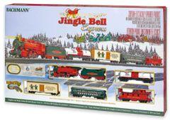 Bachmann HO Jingle Bell Express HO Train Set (BACU0724)