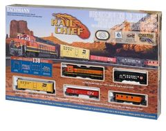 Bachmann Rail Chief HOTrain Set (BACU0706)