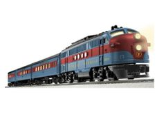 Lionel 10th Anniversary Polar Express Streamliner O Scale Passenger Set (LNL630220)