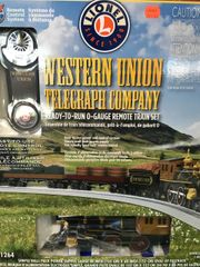 Lionel Western Union Telegraph Co Train Set (LNL681264)