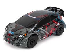 Traxxas Ford Fiesta ST RTR 1/10 4WD Rally Car (TRA74054-4)