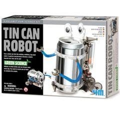 4M Tin Can Robot (TYS3653)