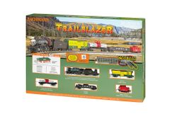Bachmann Trailblazer N Train Set (BAC24024)