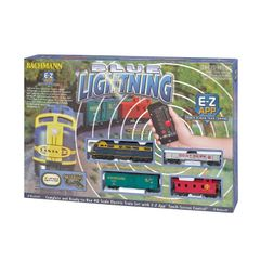 Bachmann Blue Lightning HO Train Set (BACU1501)