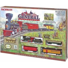 Bachmann The General HO Train Set (BAC00736)