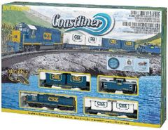 Bachmann Coastliner HO Train Set (BACU0734)