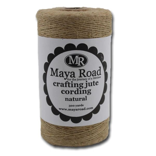 Maya Road Crafting Jute Cording Roll