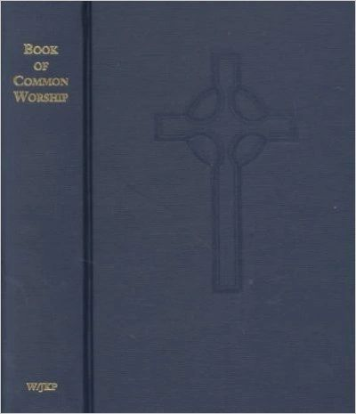Book of Common Worship Hardcover 1993