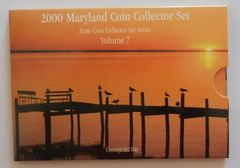 2000 Maryland Coin Collector Set