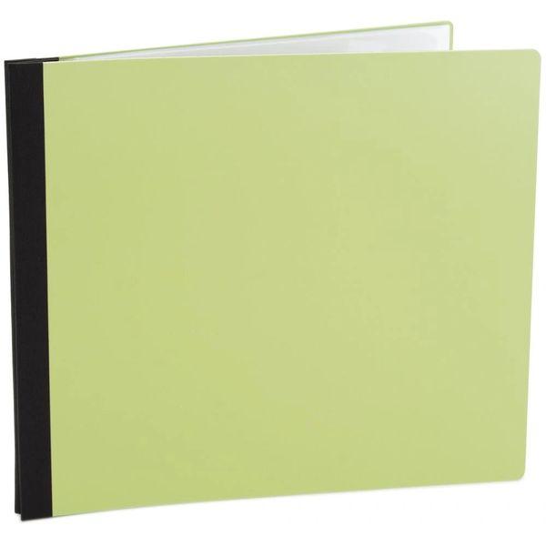 "SEI Preservation Series Album 8""X 8"" Green"