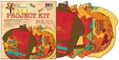 BoBunny Forever Fall Album Project Kit