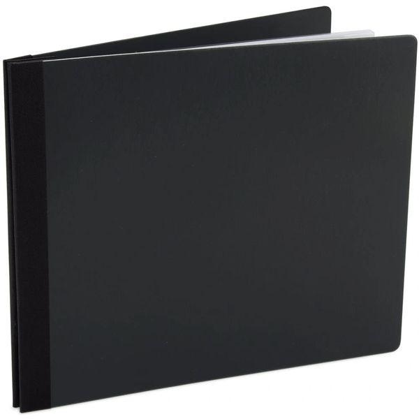 """SEI Preservation Series Album 6""""X 6"""" Black"""