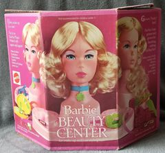 1972 Barbie Beauty Center 4027