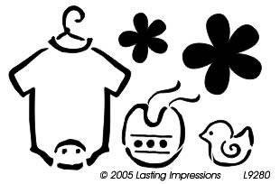 Lasting Impressions L9280 - ONESIE