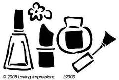 Lasting Impressions L9303 - LIPSTICK & POLISH