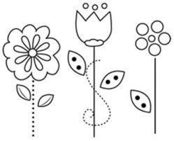 Snag'em Stamps-Flowers
