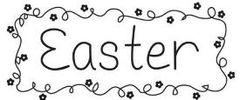 Snag'em Stamps-Easter