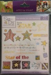 See D's-You're the Star Stamp Set