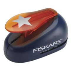 "Fiskars XL Lever Punch 2"" Star"