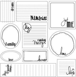 Luxe - To Die for Jotters - Random Musings - Luxe Designs