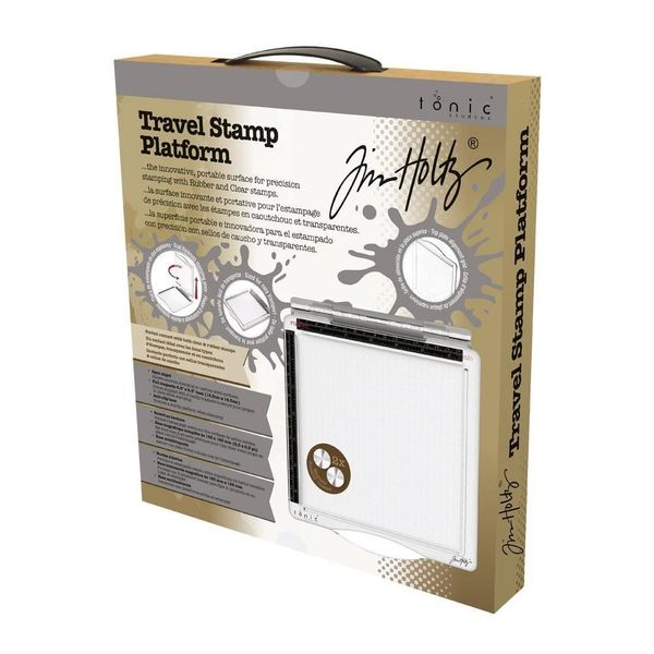 Tonic Tim Holtz Travel Stamp Platform