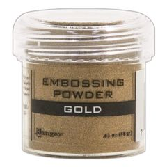 Ranger Embossing Powder-Gold