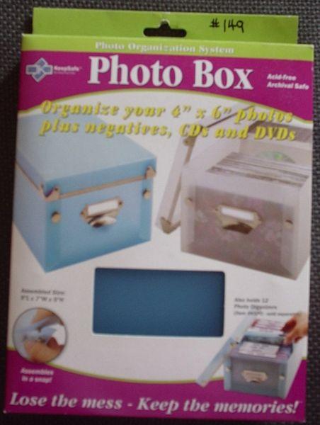 Advantus Photo Box