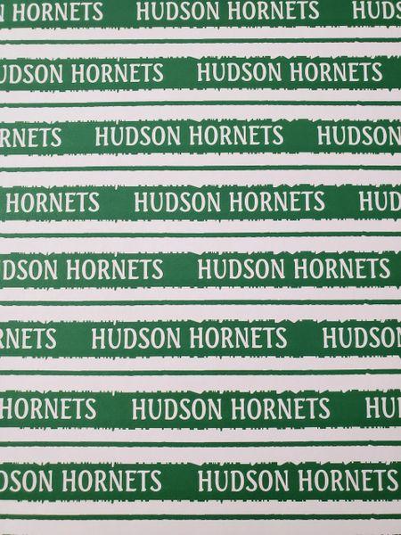 Hudson Hornets Paper