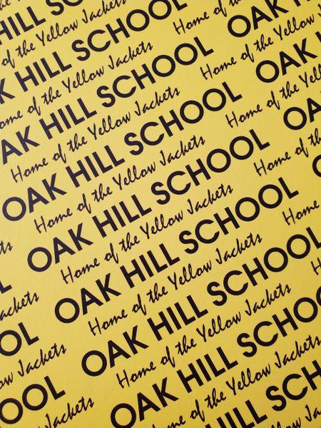 Oak Hill School Paper