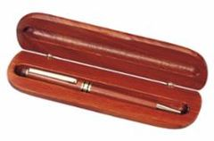 Rosewood Single Pen Set