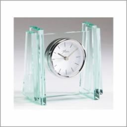 Glass Clock - Q403