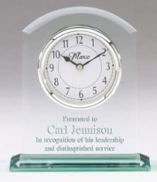 Glass Clock - Q407