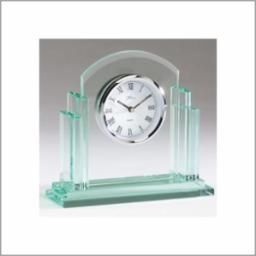 Glass Clock - Q404