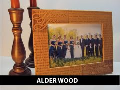 WEDDING SERIES WOODEN PICTURE FRAMES